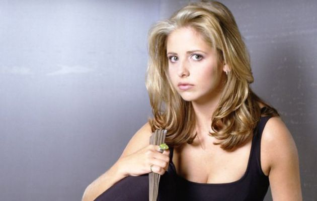'Buffy the Vampire Slayer' cast reunites for 20th birthday