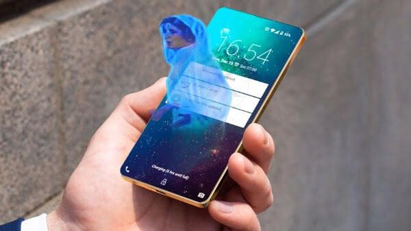 Samsung Patents Phone Display That Projects Star Wars-Like Holograms