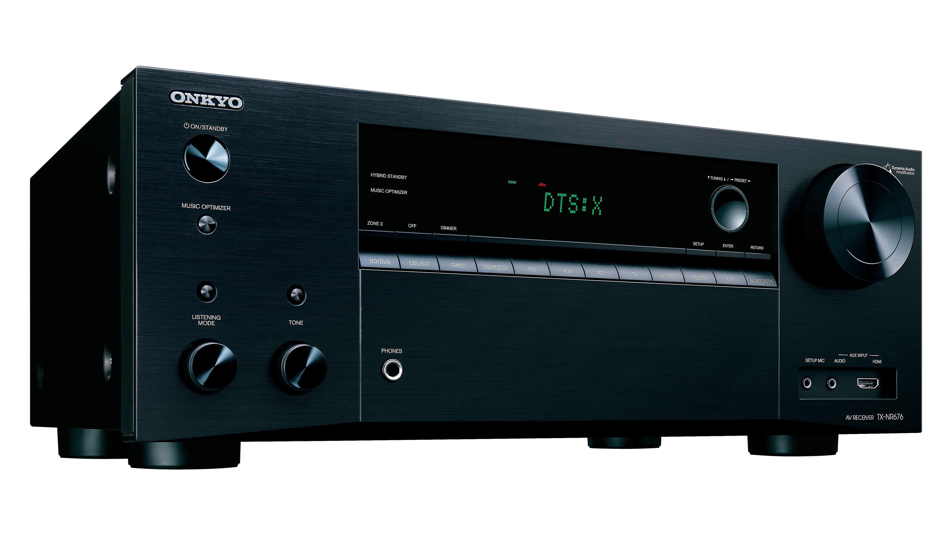 Onkyo TX-NR676 review | TechRadar