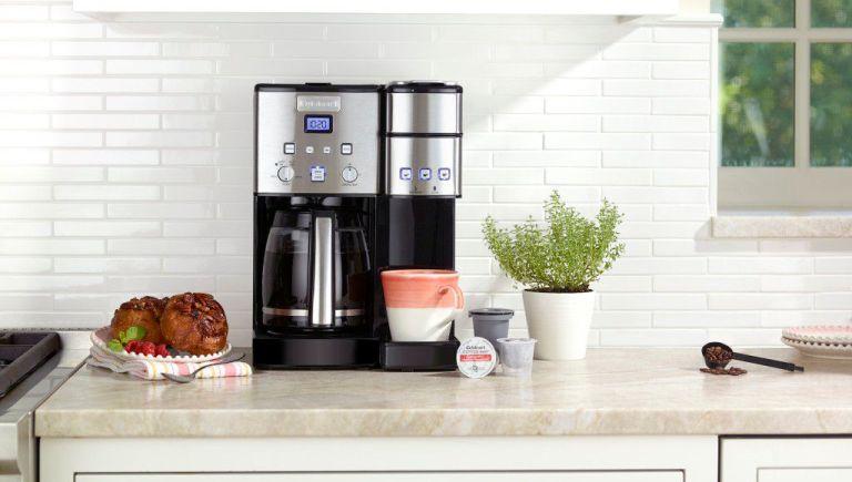 best single-serve coffee maker Cuisinart Coffee Makers Coffee Center