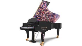Drake's Bösendorfer piano