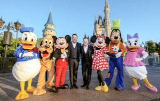 Ant and Dec Disney