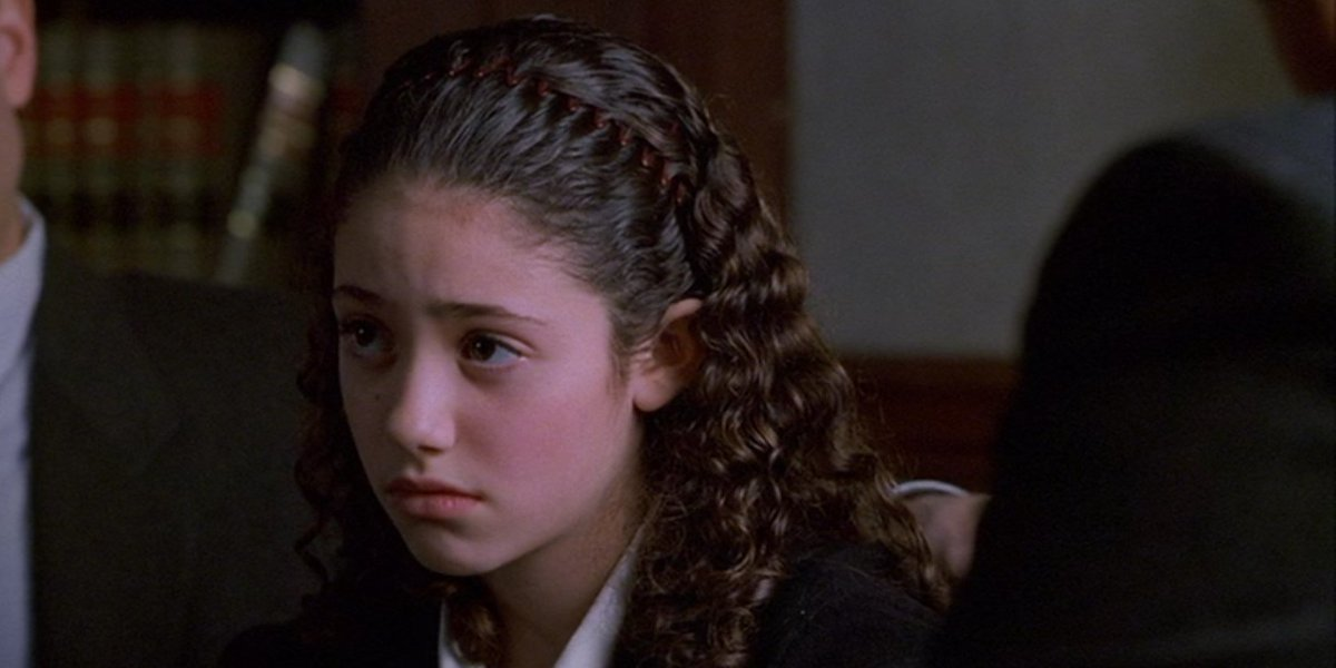 Emmy Rossum in Law and Order