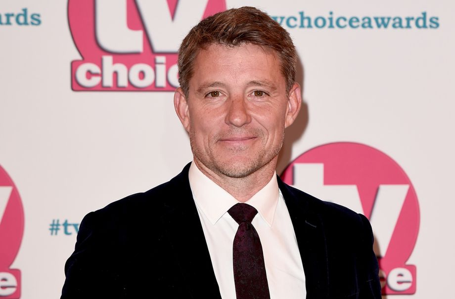 ben shephard wife banned strictly come dancing