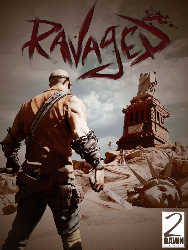 Ravaged Announced, Post-Apocalyptic Co-Op FPS #20191