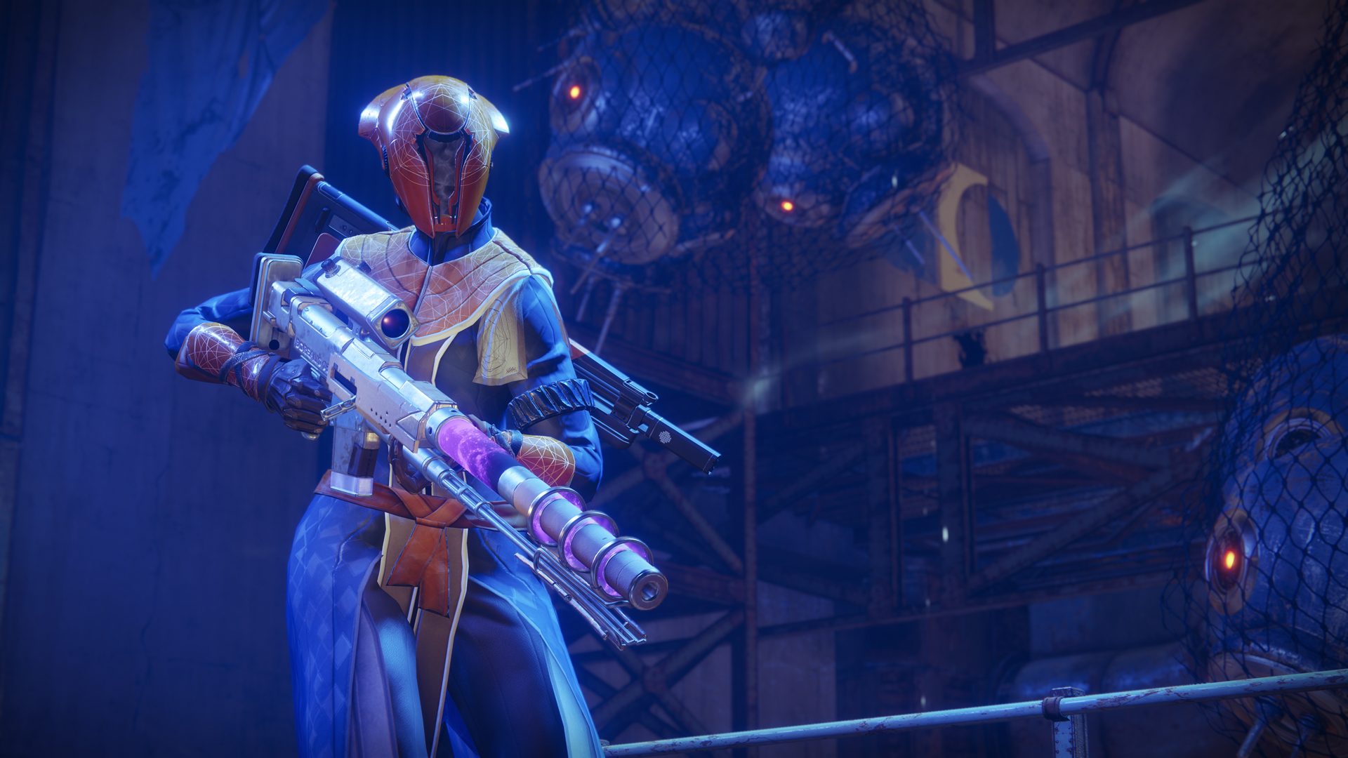 New Destiny 2 PvP Details Revealed Including A Look At The Revamped Nova Bomb