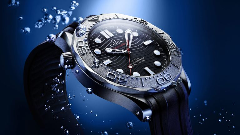 Help protect the ocean with Omega's new Seamaster Diver 300M Nekton Edition