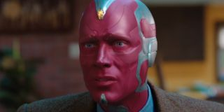 Paul Bettany as Vision on WandaVision (2021)