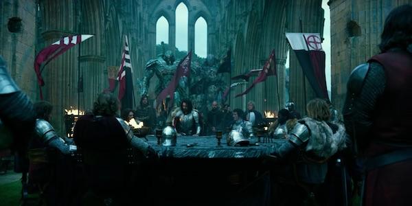Transformers: The Last Knight King Arthur's Knights