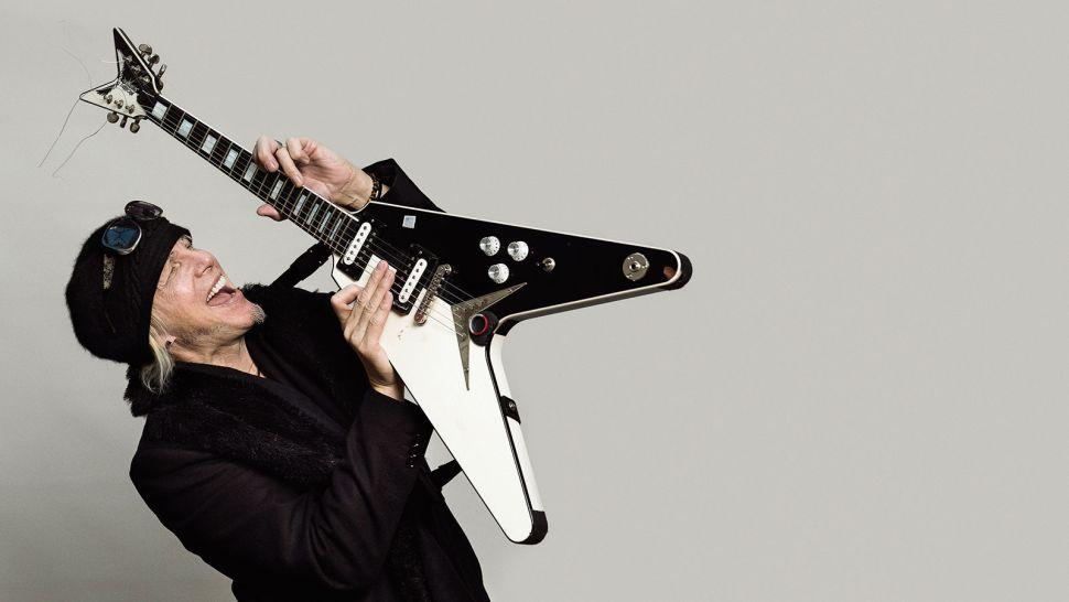 マイケル・シェンカーがギタリストに授ける10のポイント:  全ての音に意味を持たせるのが鍵だ