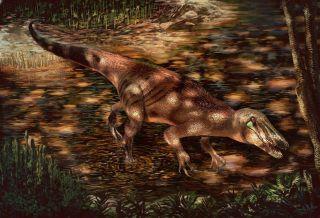 Tratayenia rosalesi dinosaur