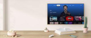 Apple TV Plus on Chromecast with Google TV.