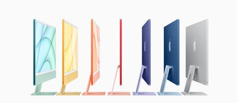 Apple iMac M1 review