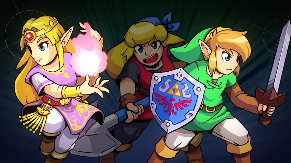 Cadence of Hyrule is the Zelda-powered Crypt of the Necrodancer sequel nobody expected