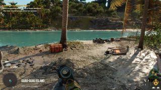 Far Cry 6 locked chest mysterious key