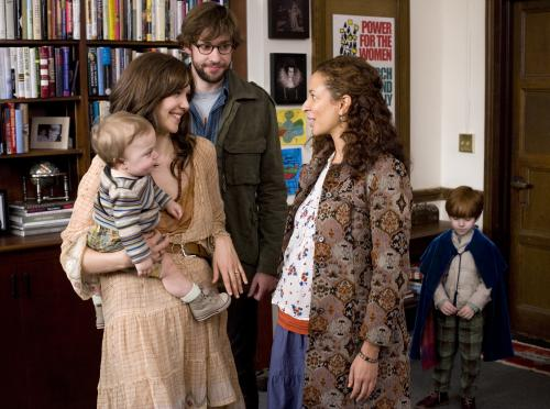 Away We Go - John Krasinski & Maya Rudolph's expectant parents Burt & Verona meet Maggie Gyllenhaal's Ellen in Sam Mendes's road comedy