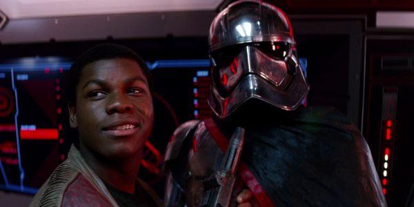 John Boyega Welcomes New Cast Member To The Star Wars Franchise