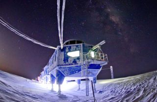 British Antarctic Survey's Halley Research Station