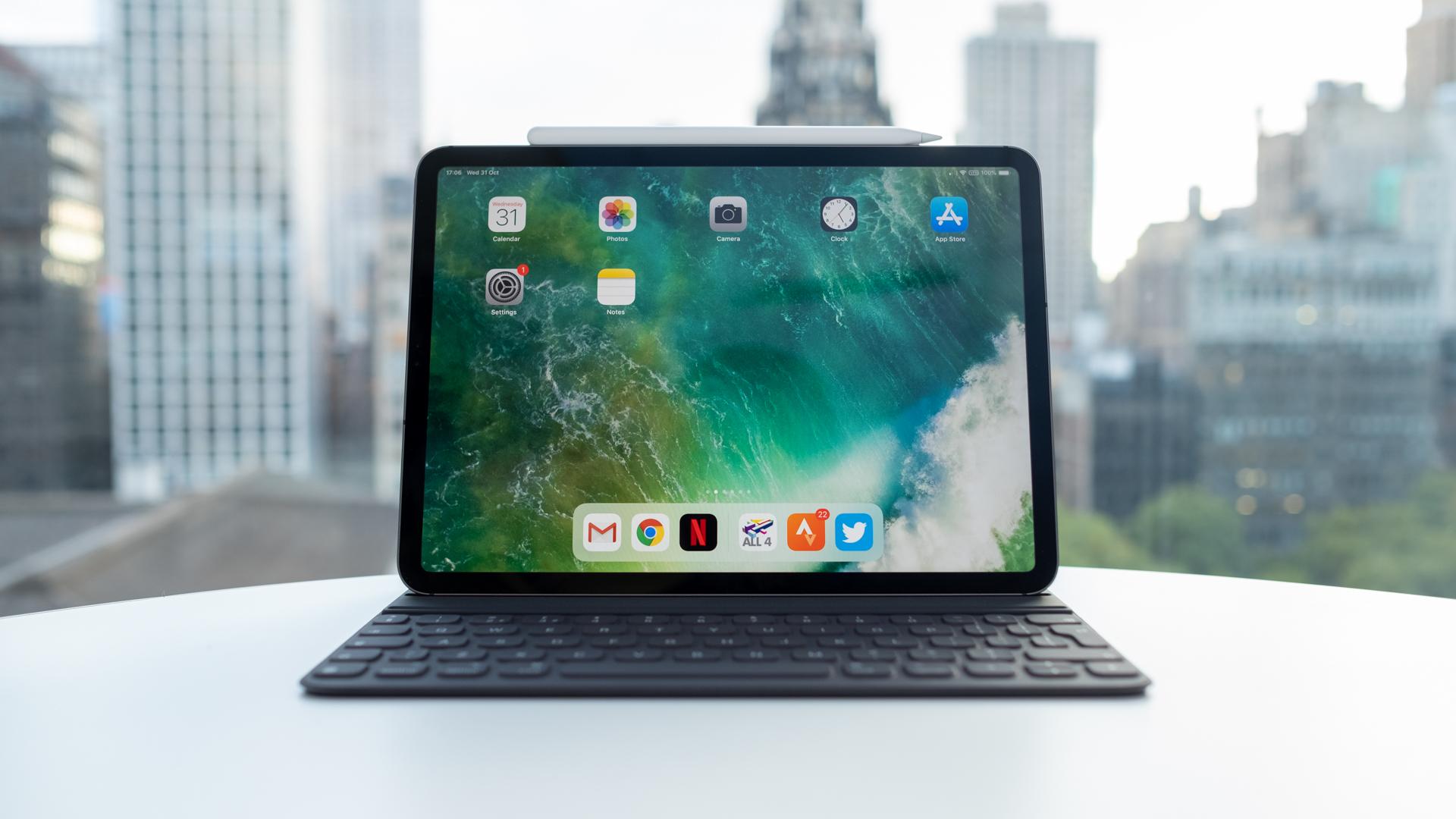 Ipad Pro 11 2018 Review Techradar