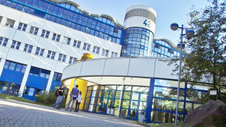 Technical University Kaiserslautern campus.