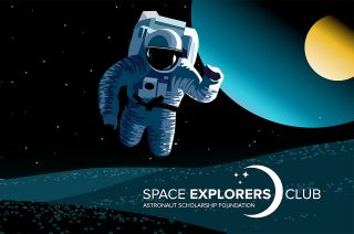 The Astronaut Scholarship Foundation's new Space Explorers Club offers monthly virtual astronaut engagements and more.