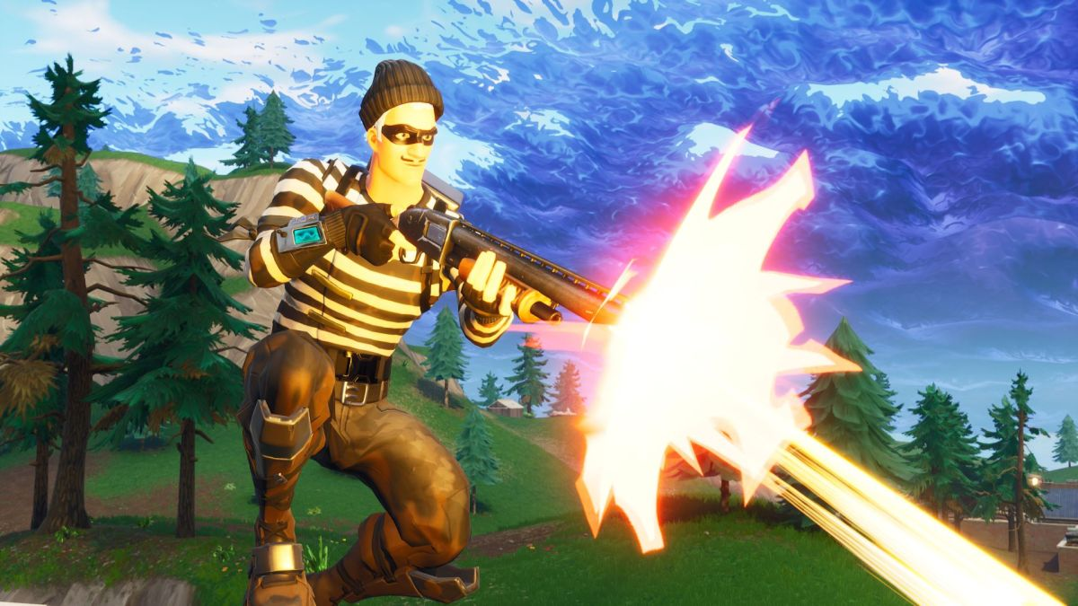 Fortnite finally takes shotguns down a peg (and buffs traps) with these balances changes