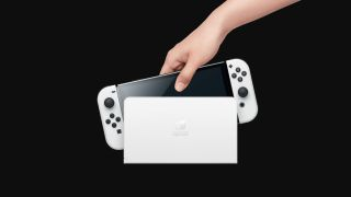 Nintendo Switch OLED preorders