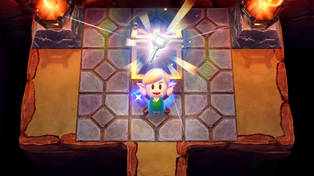 Zelda Maker could happen if people love the new Chamber Dungeons in the Link's Awakening remake