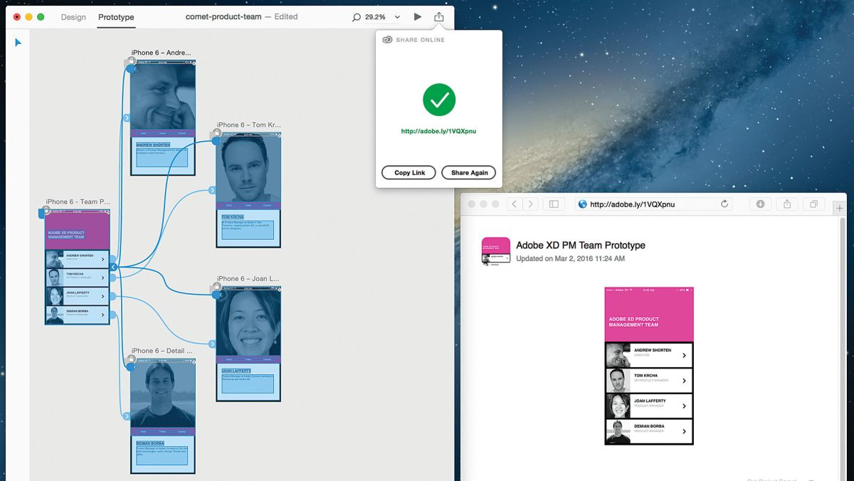How to prototype a mobile app with Adobe XD | Creative Bloq