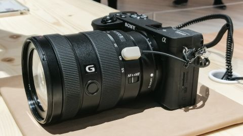 Sony A6600 hands-on review | Digital Camera World