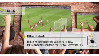 Enensys DTTConnect