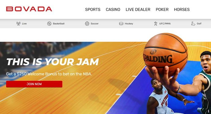 online sports betting bovada