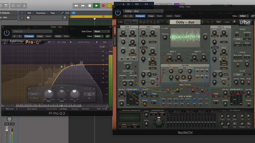 How to stack several presets to build a bespoke layered synth
