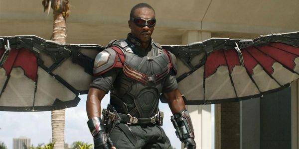 Falcon Avengers: Infinity War