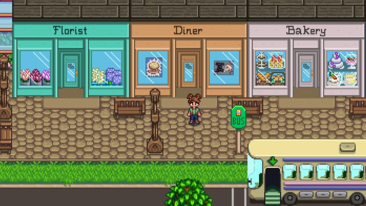 This Stardew Valley mod adds six cute new shops to the base game
