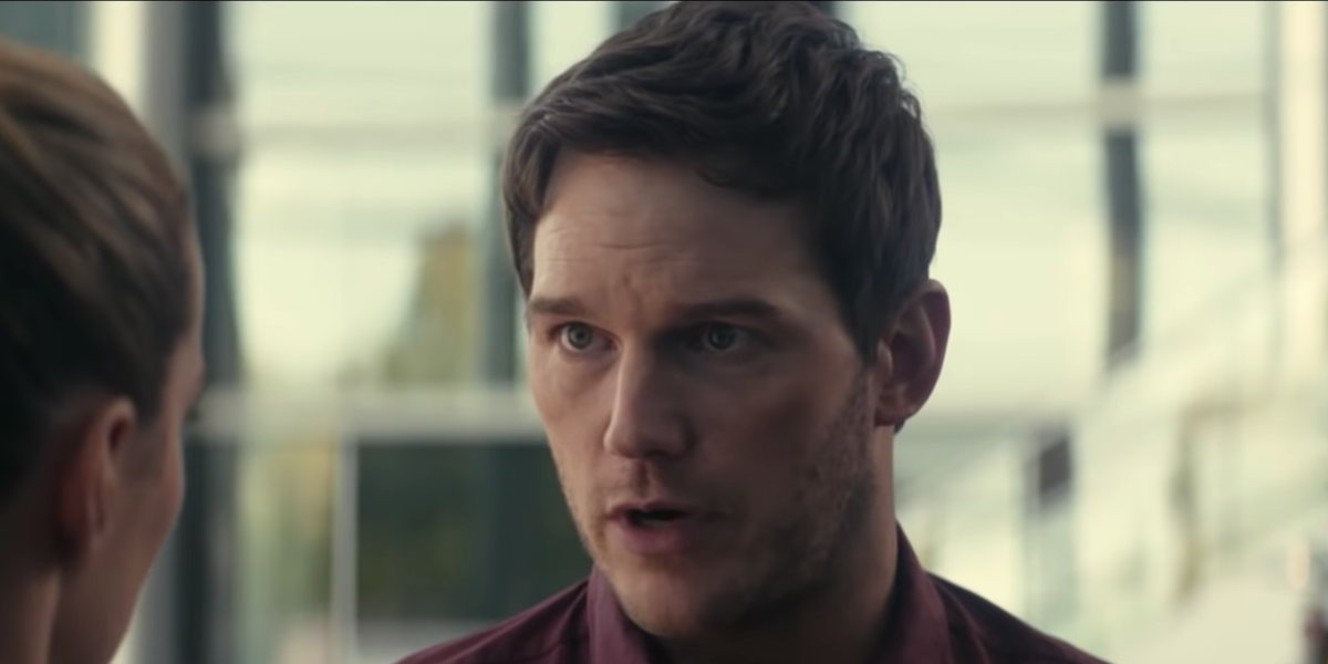 Chris Pratt getting ready to take on alien forces in Amazon's The Tomorrow War