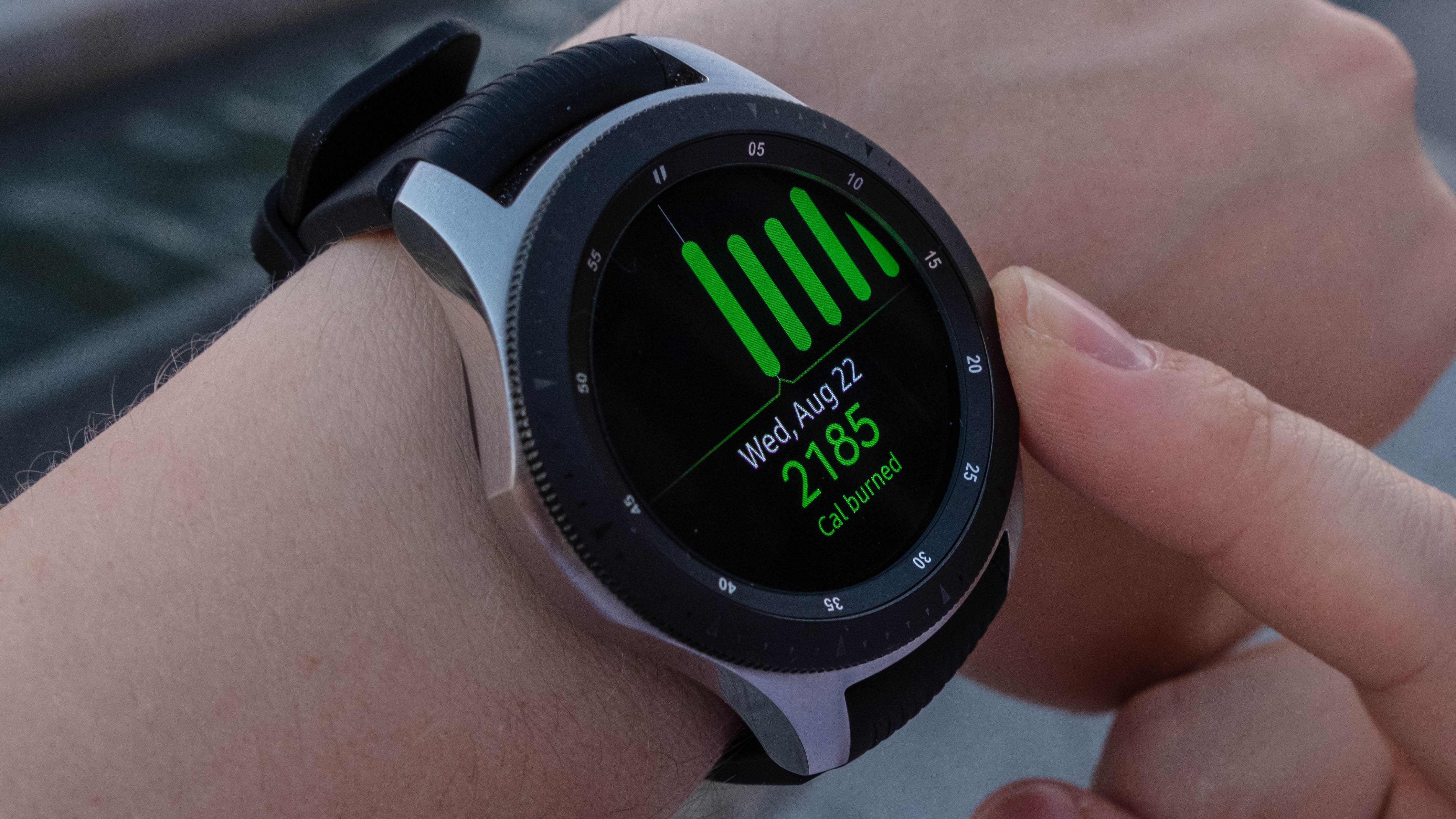 Image result for galaxy watch fitness