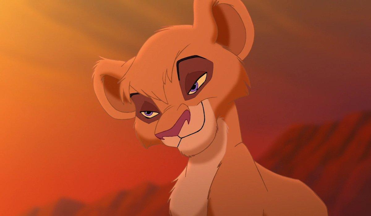 Vitani in Lion King 2
