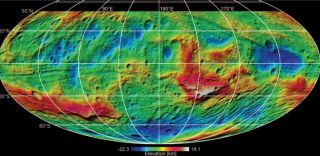 New global view of the ancient protoplanet Vesta
