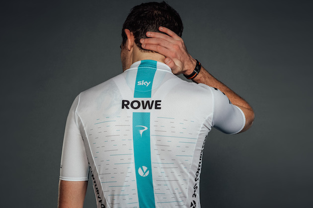 """""""We initially changed to white jerseys for the Tour de France last summer a6722161d"""