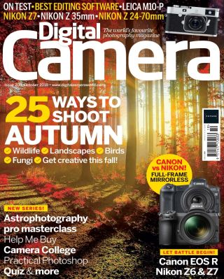 Digital Camera magazine cover