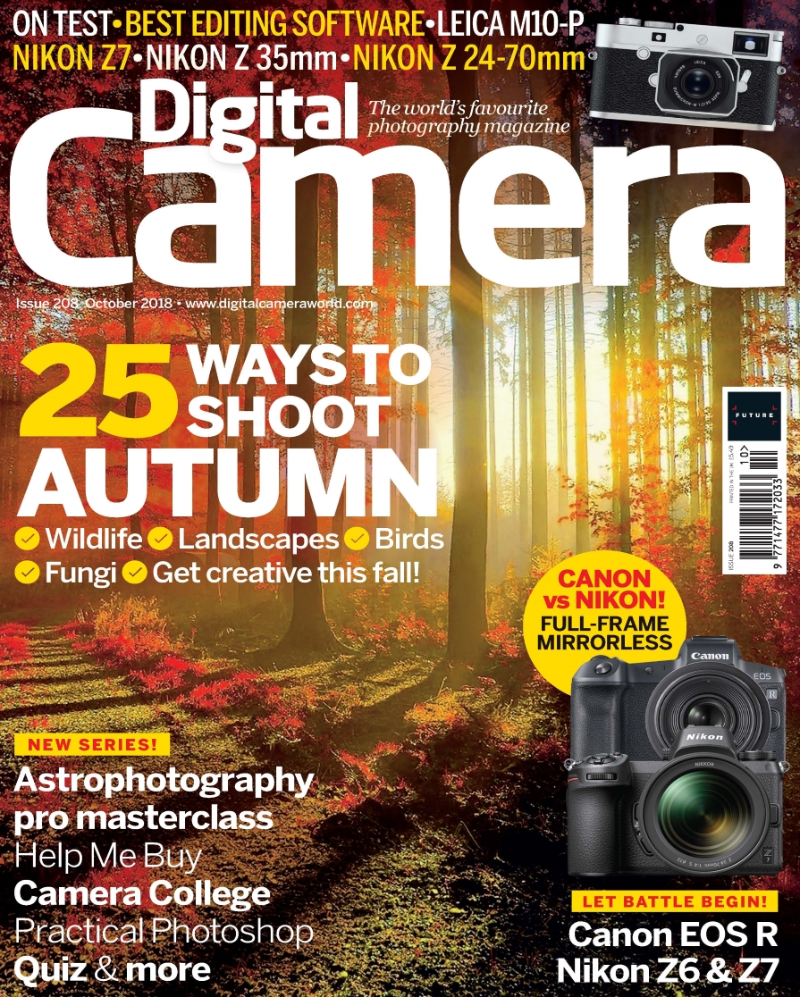 digital photo camera журнал