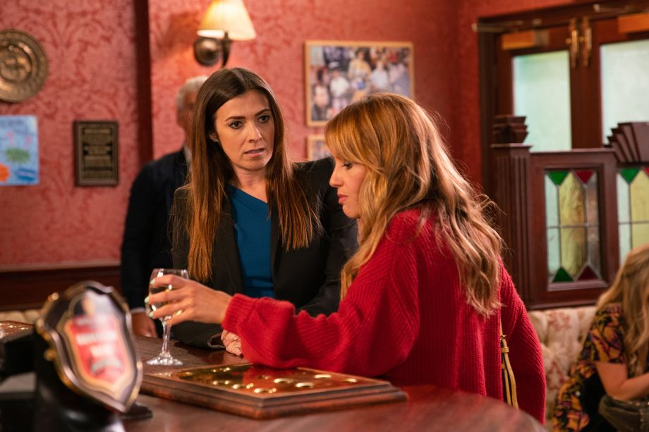 Coronation Street spoilers: Maria Connor causes a scene in the Rovers