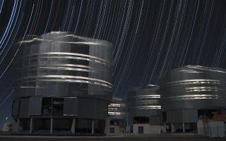 Stars Above VLT