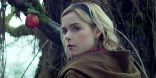 Chilling Adventures of Sabrina Kiernan Shipka Netflix