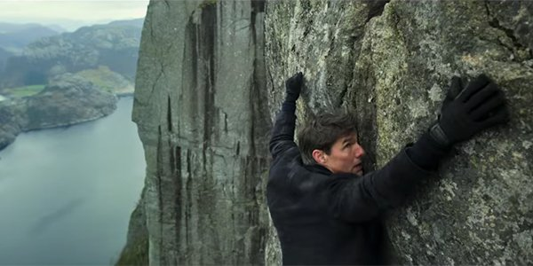 Tom Cruise in Mission: Impossible-Fallout