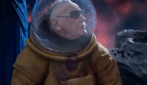 Stan Lee Guardians of the Galaxy Vol 2 Marvel