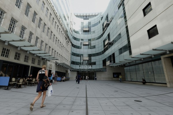 BBC's Broadcasting House
