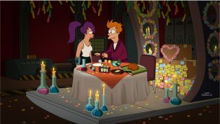 """Futurama"" Season 7: Fry & Leela's Big Fling"