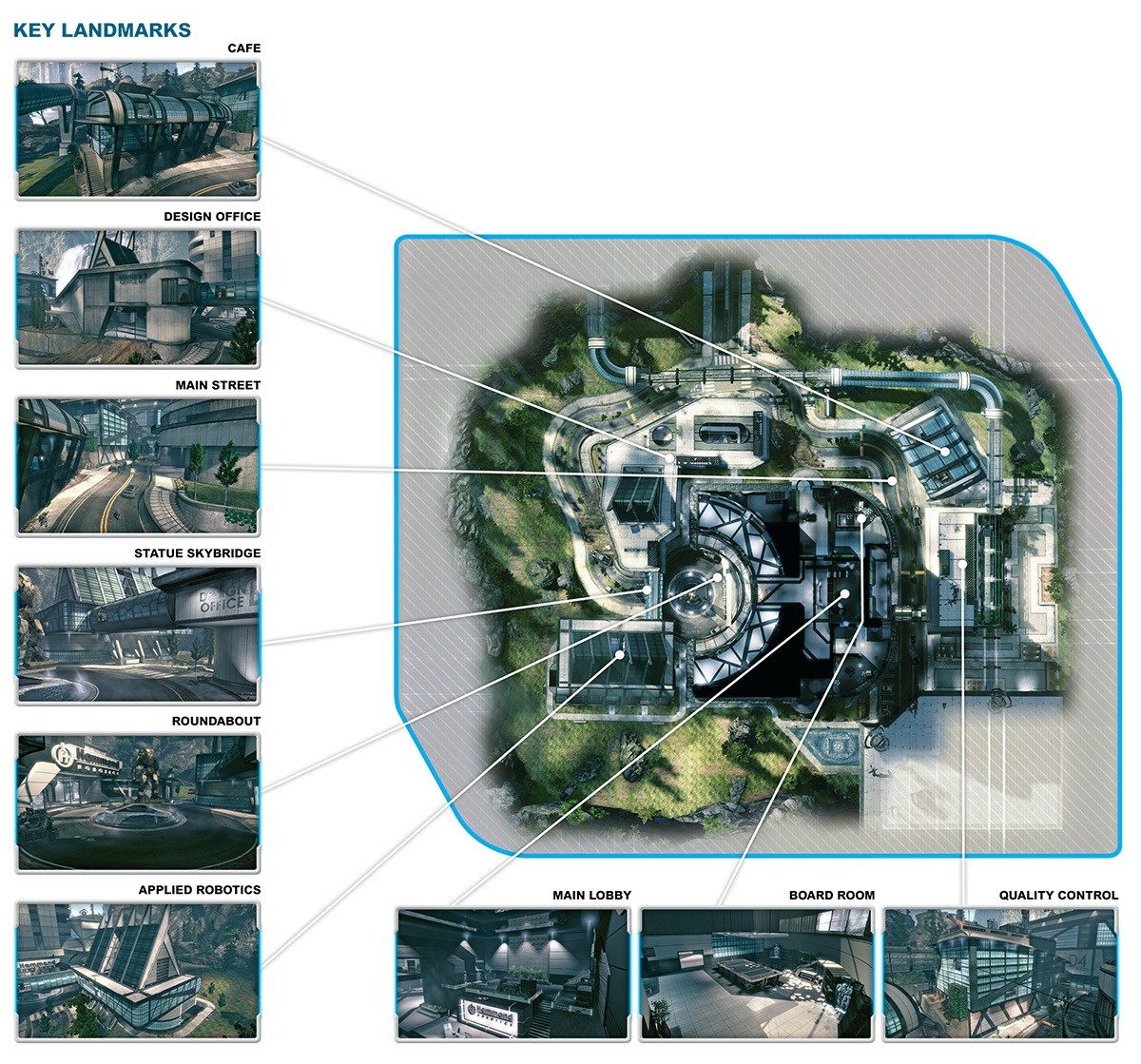 Titanfall Top-Down Map Images Leaked #30728